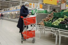 Wholesalers reported a provoked rise in prices of socially important products the Russians